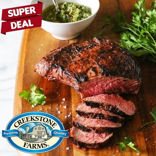 Cuvette Deals 10 kg <br />Creekstone Farms