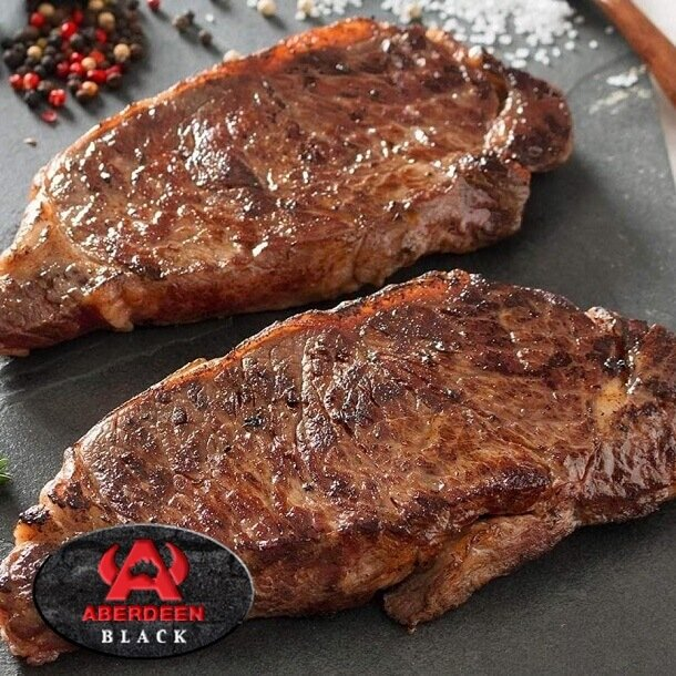Entrecote Steak <br />Aberdeen Black