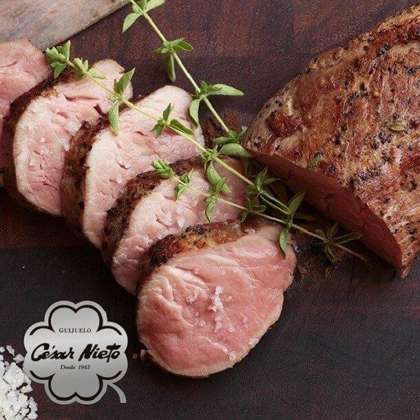 Mørbrad 2,5 kg <br />Iberico Premium
