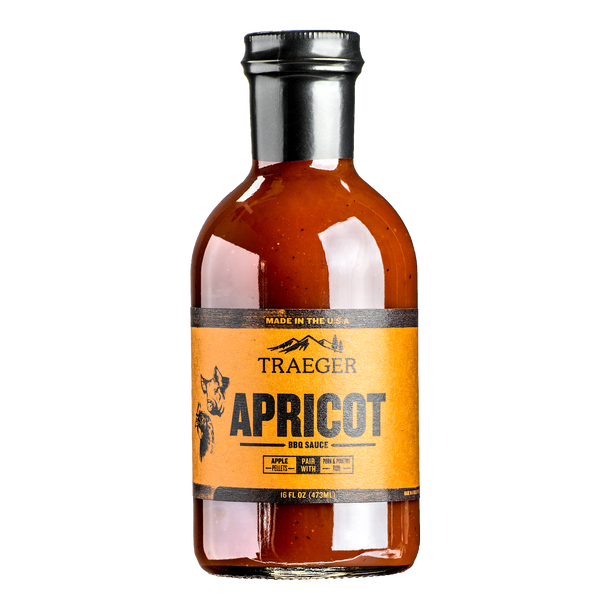 Apricot BBQ <br />Traeger Sauce