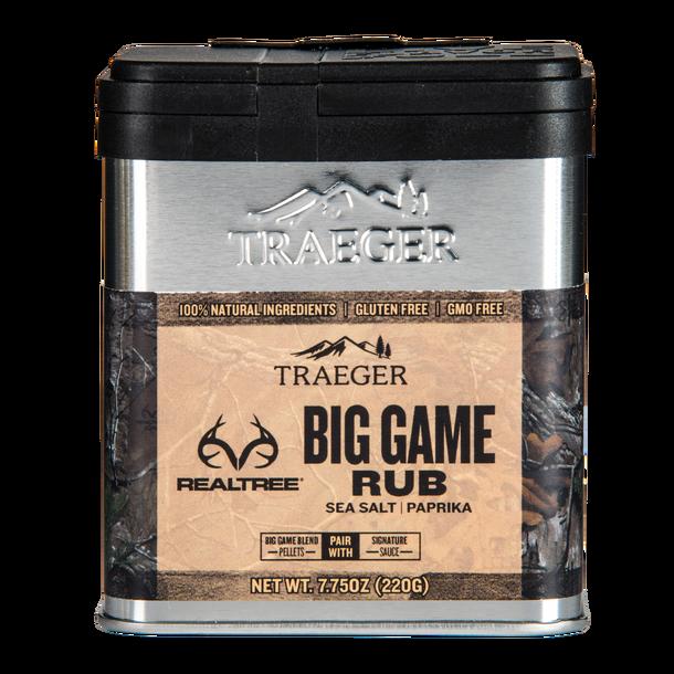 Big Game <br />Traeger Rub