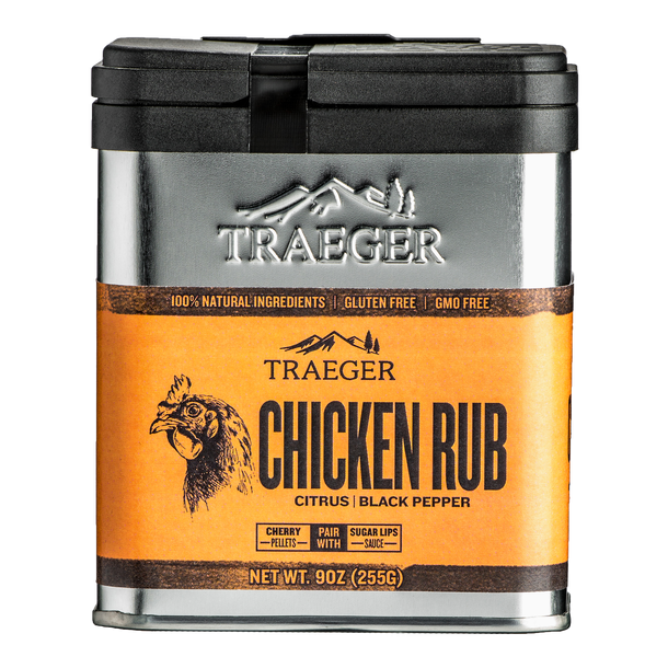 Chicken <br />Traeger Rub