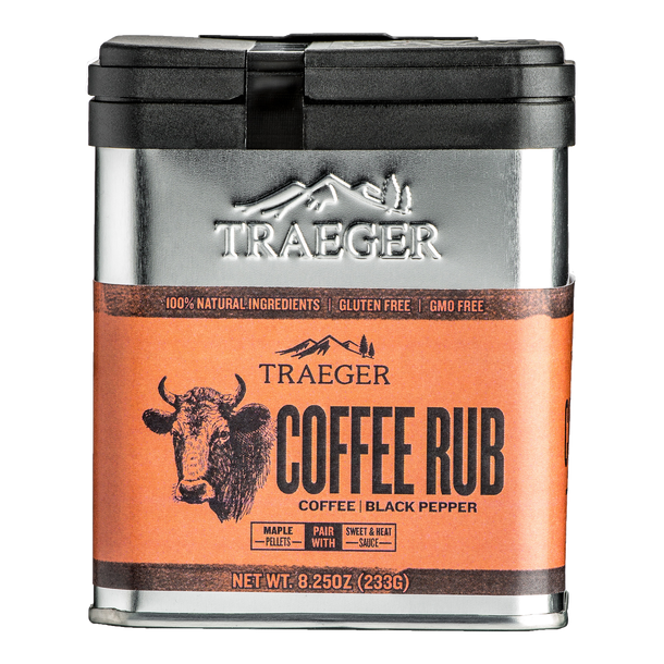 Coffee <br />Traeger Rub