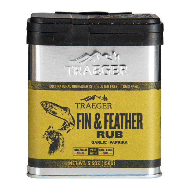 Fin & Feather <br />Traeger Rub