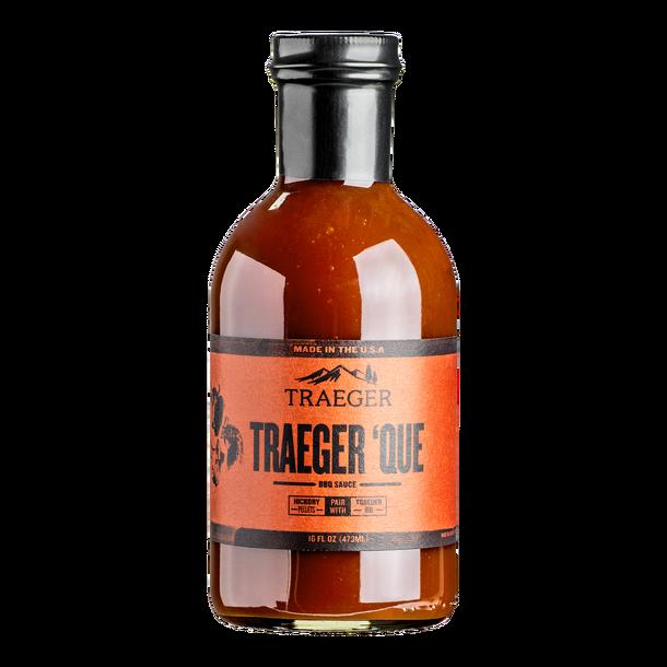 Traeger Que <br />Traeger Sauce