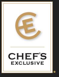 Chef´s Exclusive USA Logo