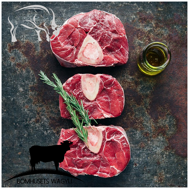 Osso Buco 3 kg <br />Wagyu MBS 6-7